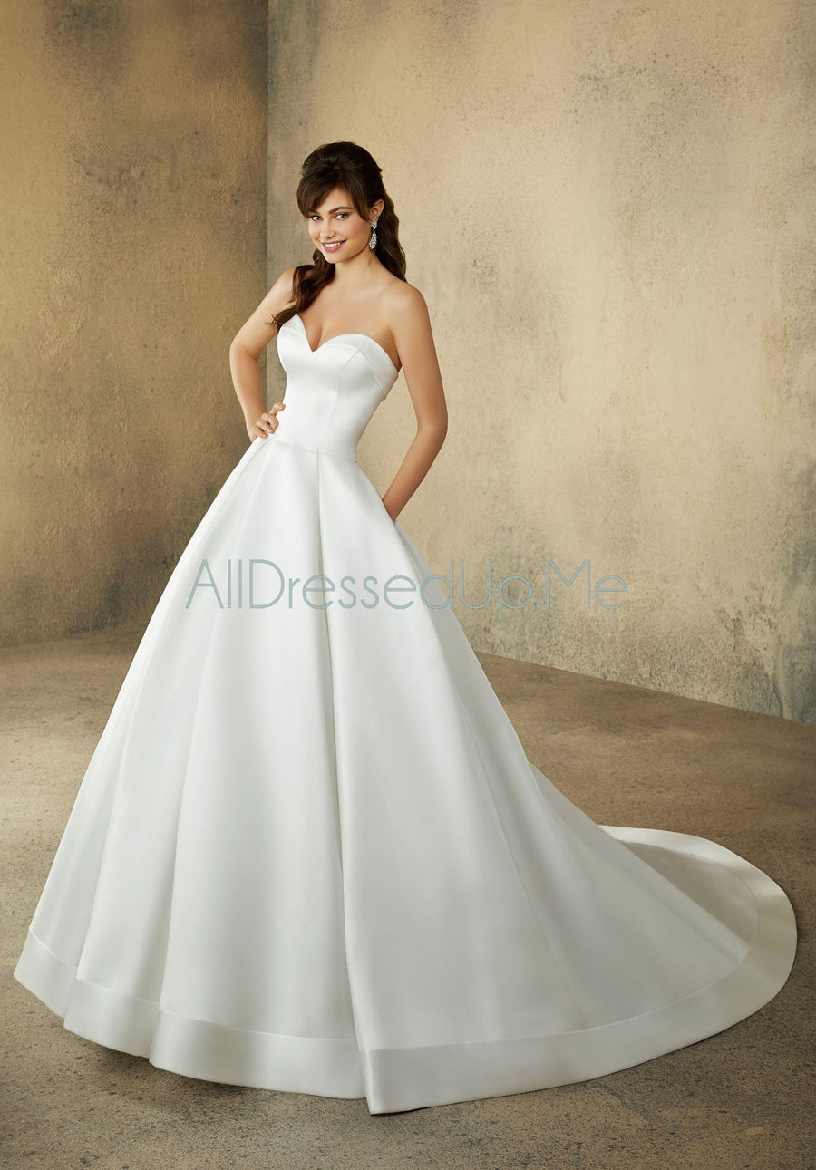 Morilee - Rachel - 2094 - All Dressed Up, Bridal Gown - Morilee - - Wedding Gowns Dresses Chattanooga Hixson Shops Boutiques Tennessee TN Georgia GA MSRP Lowest Prices Sale Discount