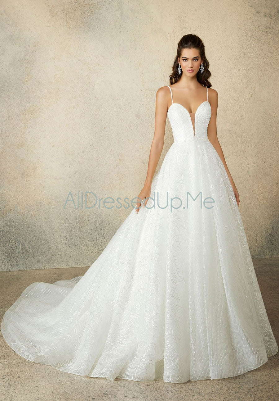 Morilee - Rihanna - 2095 - All Dressed Up, Bridal Gown - Morilee - - Wedding Gowns Dresses Chattanooga Hixson Shops Boutiques Tennessee TN Georgia GA MSRP Lowest Prices Sale Discount