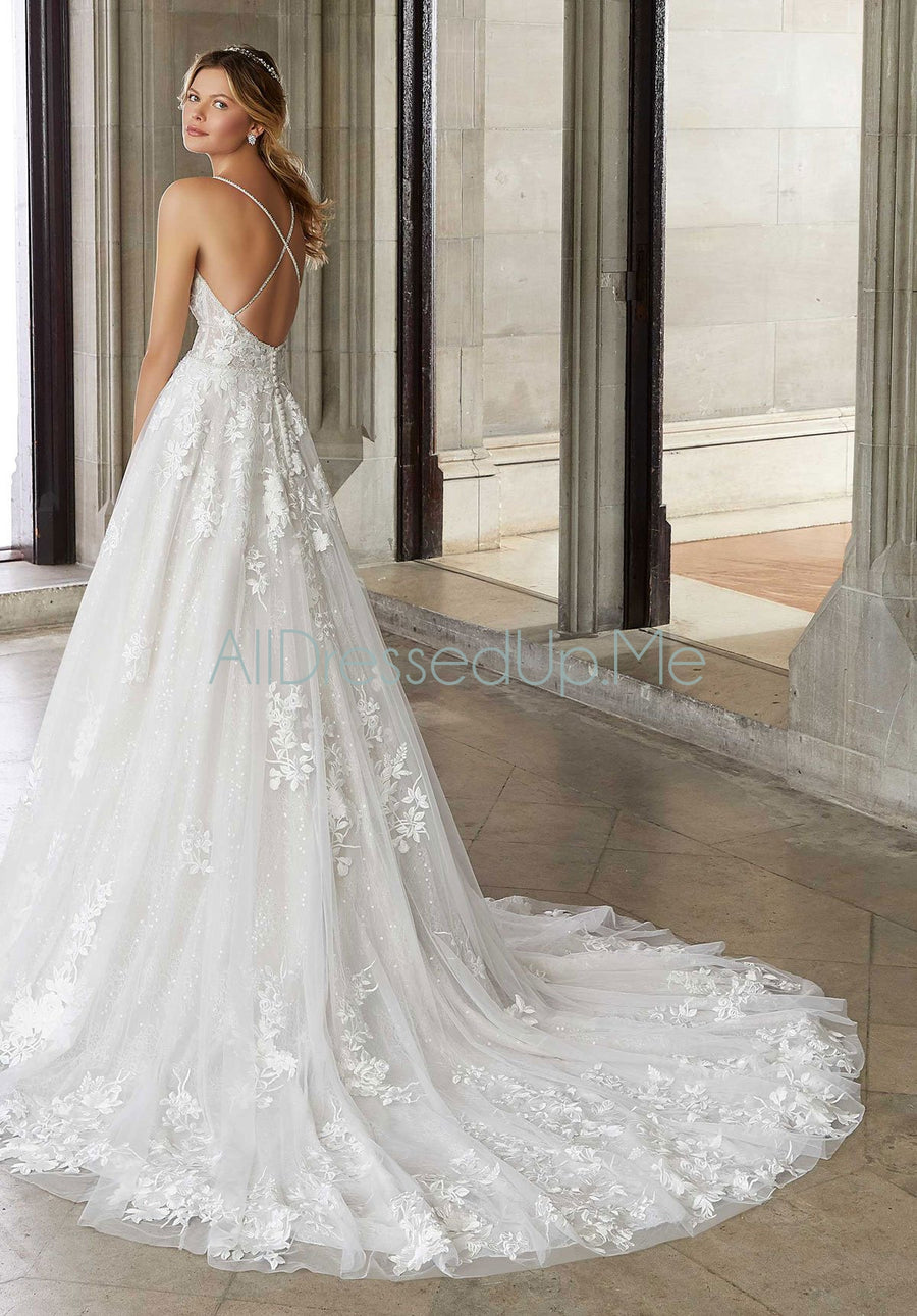 Morilee - Skylar - 2127 - All Dressed Up, Bridal Gown - Morilee - - Wedding Gowns Dresses Chattanooga Hixson Shops Boutiques Tennessee TN Georgia GA MSRP Lowest Prices Sale Discount