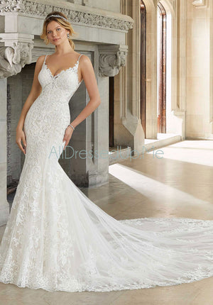 Morilee - Sigrid - 2128 - All Dressed Up, Bridal Gown - Morilee - - Wedding Gowns Dresses Chattanooga Hixson Shops Boutiques Tennessee TN Georgia GA MSRP Lowest Prices Sale Discount