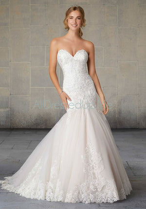 Morilee - Soleil - 2129 - 2129W - All Dressed Up, Bridal Gown - Morilee - - Wedding Gowns Dresses Chattanooga Hixson Shops Boutiques Tennessee TN Georgia GA MSRP Lowest Prices Sale Discount