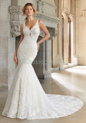 Morilee - Summer - 2133 - Cheron's Bridal, Wedding Gown - Morilee - - Wedding Gowns Dresses Chattanooga Hixson Shops Boutiques Tennessee TN Georgia GA MSRP Lowest Prices Sale Discount