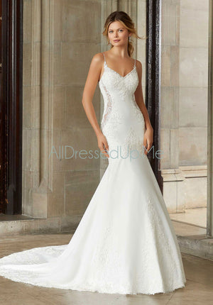 Morilee - Sloane - 2136 - Cheron's Bridal, Wedding Gown - Morilee - - Wedding Gowns Dresses Chattanooga Hixson Shops Boutiques Tennessee TN Georgia GA MSRP Lowest Prices Sale Discount