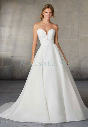 Morilee - Sadie - 2138 - 2138W - All Dressed Up, Bridal Gown - Morilee - - Wedding Gowns Dresses Chattanooga Hixson Shops Boutiques Tennessee TN Georgia GA MSRP Lowest Prices Sale Discount