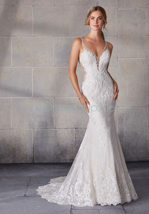 Morilee - Sofia - 2139 - Cheron's Bridal, Wedding Gown - Morilee - - Wedding Gowns Dresses Chattanooga Hixson Shops Boutiques Tennessee TN Georgia GA MSRP Lowest Prices Sale Discount
