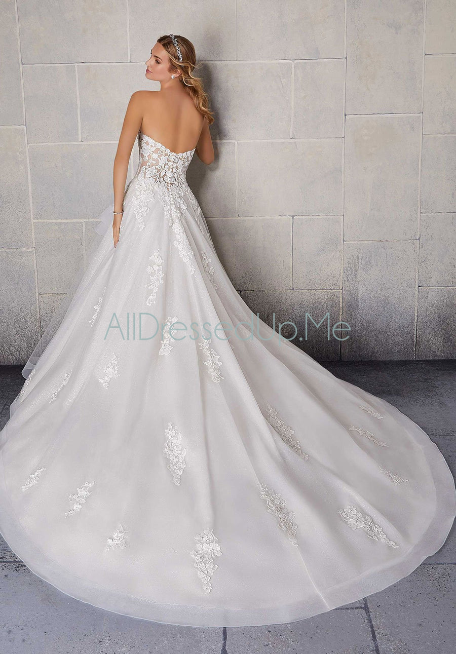 Morilee - Shania - 2140 - All Dressed Up, Bridal Gown - Morilee - - Wedding Gowns Dresses Chattanooga Hixson Shops Boutiques Tennessee TN Georgia GA MSRP Lowest Prices Sale Discount