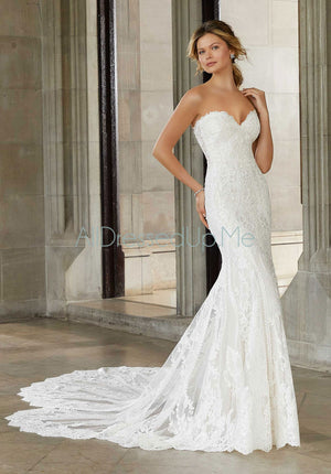 Morilee - Serena - 2143 - Cheron's Bridal, Wedding Gown - Morilee - - Wedding Gowns Dresses Chattanooga Hixson Shops Boutiques Tennessee TN Georgia GA MSRP Lowest Prices Sale Discount