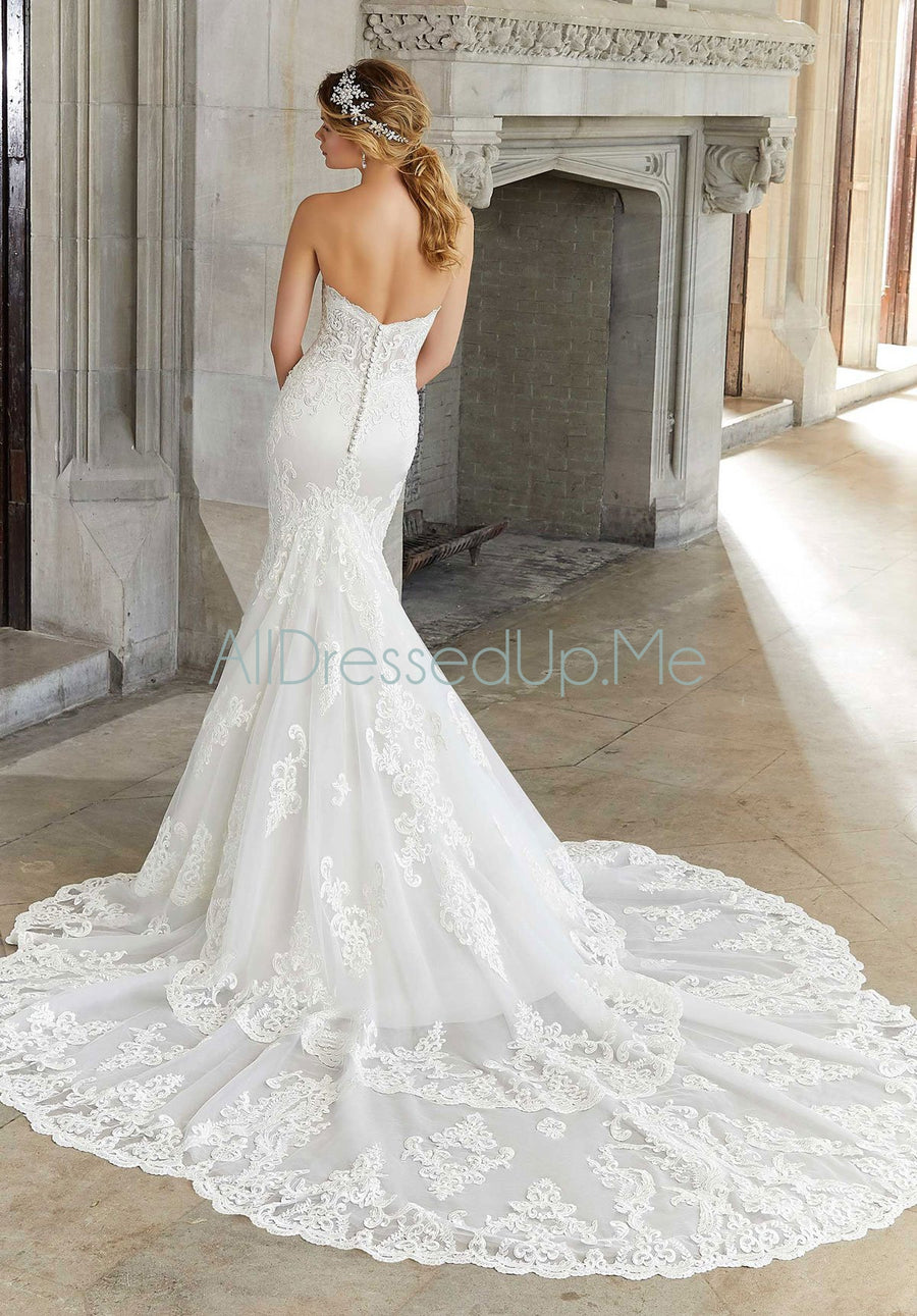Morilee - Sonia - 2144 - All Dressed Up, Bridal Gown - Morilee - - Wedding Gowns Dresses Chattanooga Hixson Shops Boutiques Tennessee TN Georgia GA MSRP Lowest Prices Sale Discount