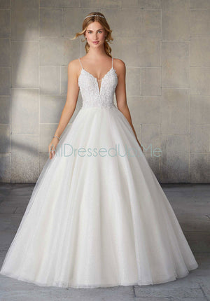 Morilee - Starlet - 2145 - 2145W - All Dressed Up, Bridal Gown - Morilee - - Wedding Gowns Dresses Chattanooga Hixson Shops Boutiques Tennessee TN Georgia GA MSRP Lowest Prices Sale Discount