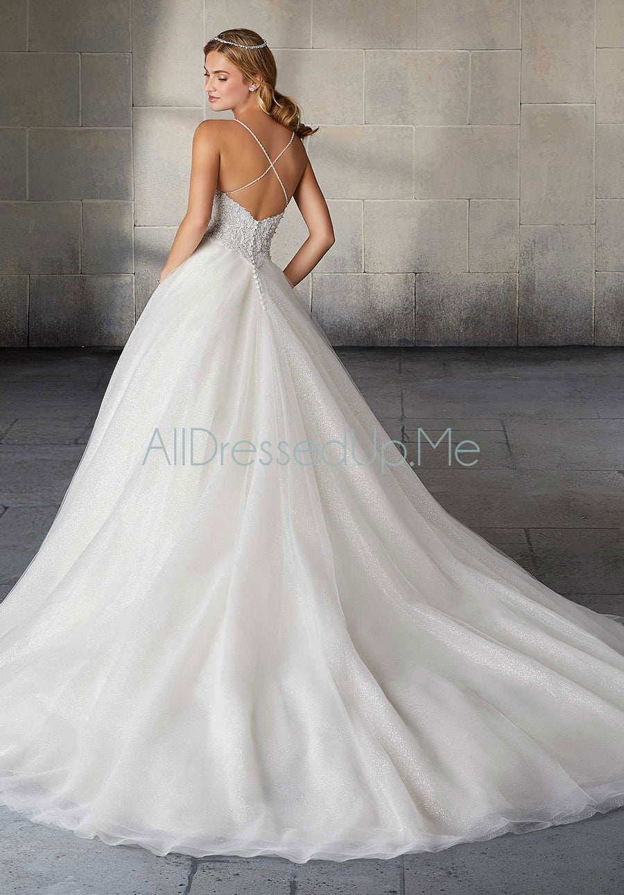 Morilee - Starlet - 2145 - 2145W - Cheron's Bridal, Wedding Gown - Morilee - - Wedding Gowns Dresses Chattanooga Hixson Shops Boutiques Tennessee TN Georgia GA MSRP Lowest Prices Sale Discount