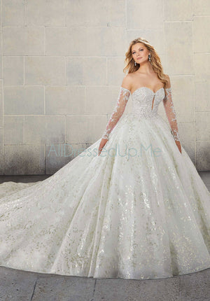 Morilee - Serendipity - 2147 - Cheron's Bridal, Wedding Gown - Morilee - - Wedding Gowns Dresses Chattanooga Hixson Shops Boutiques Tennessee TN Georgia GA MSRP Lowest Prices Sale Discount