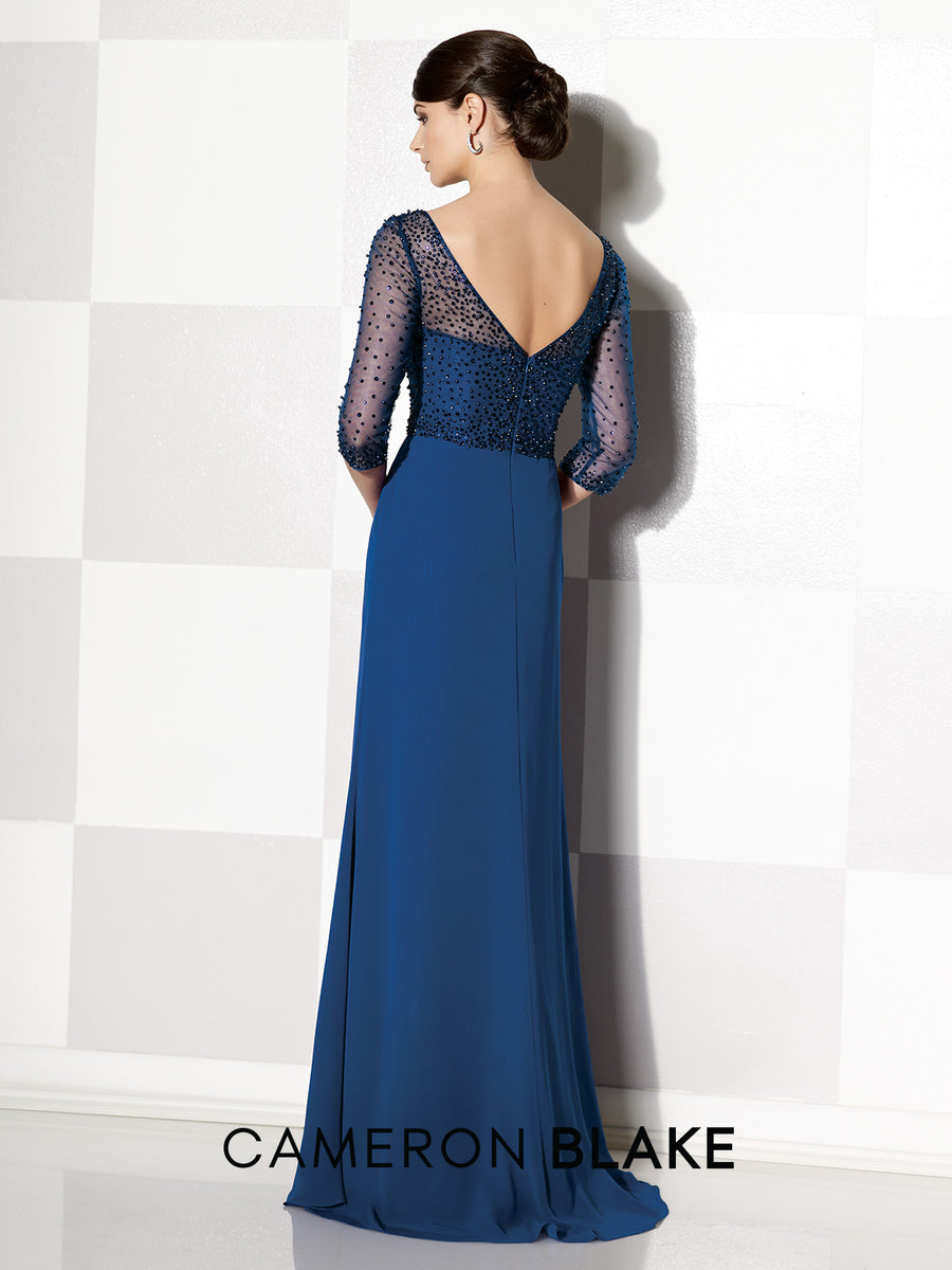 Last Dress In Stock; Size: 22W, Color: Mink - Cameron Blake - 215628