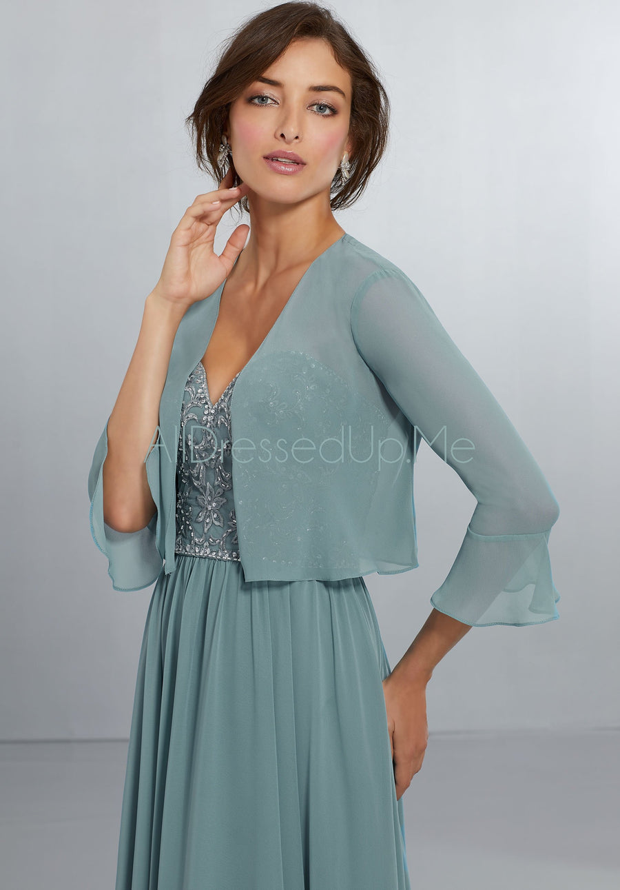 ML Accessories - 21576 - 21576W - All Dressed Up, Bridesmaids Jacket