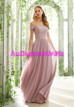 Morilee - 21602 - 21602W - All Dressed Up, Bridesmaids Dress