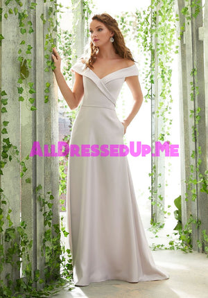 Morilee - 21605 - 21605W - All Dressed Up, Bridesmaids Dress