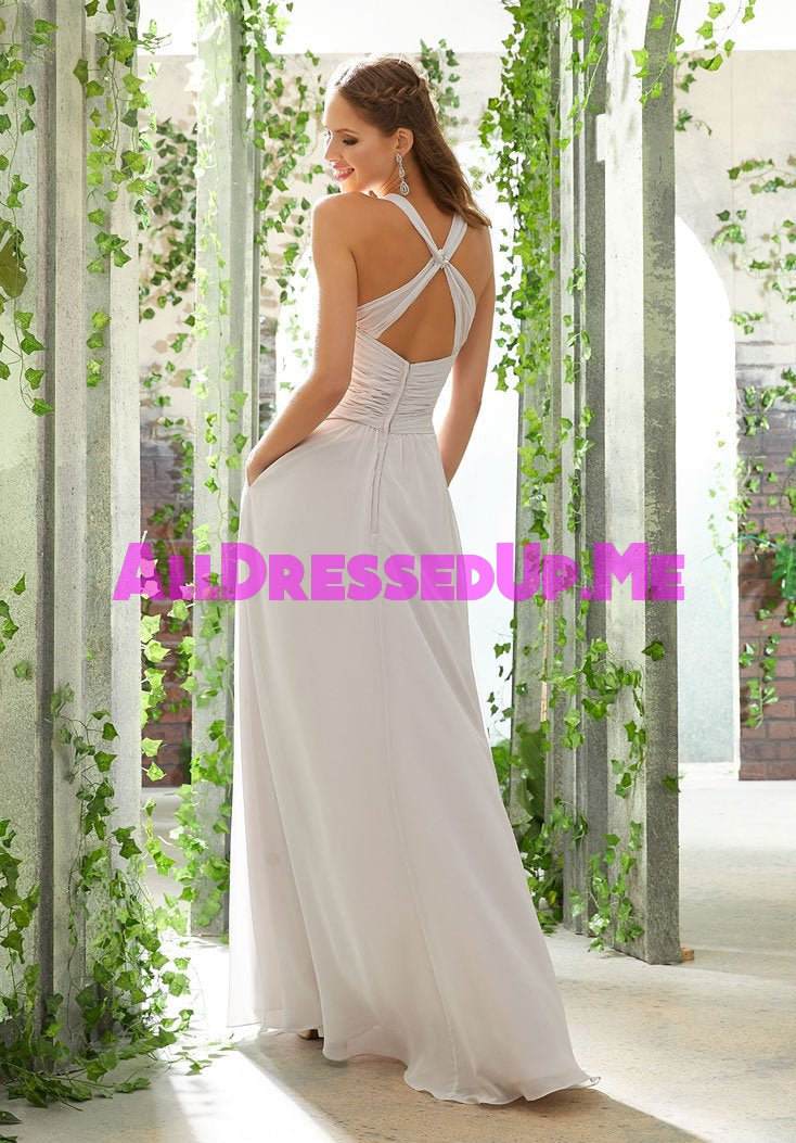 Morilee - 21608 - 21608W - All Dressed Up, Bridesmaids Dress