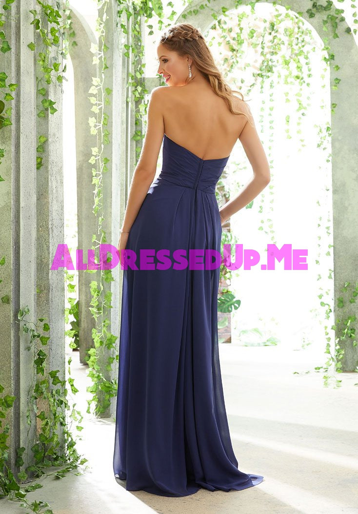 Morilee - 21611 - 21611W - All Dressed Up, Bridesmaids Dress