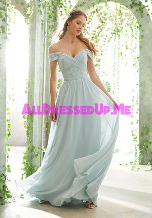 Morilee - 21614 - 21614W - All Dressed Up, Bridesmaids Dress