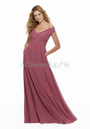 Morilee - 21646 - Cheron's Bridal, Bridesmaids Dress