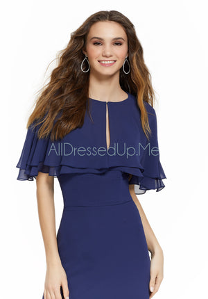 ML Accessories - 21649 - 21649W - All Dressed Up, Bridesmaids Capelet