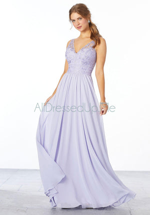 Morilee - 21656 - Cheron's Bridal, Bridesmaids Dress