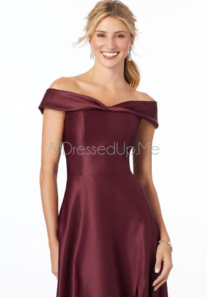 Morilee - 21663 - All Dressed Up, Bridesmaids Dresses