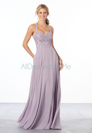 Morilee - 21665 - Cheron's Bridal, Bridesmaids Dress