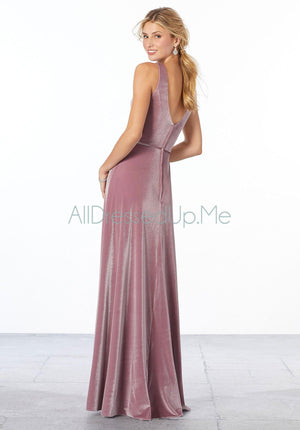 Bridesmaids Dress - 21669 - 21669W - 8 Colors & 24 Sizes - Morilee HQ