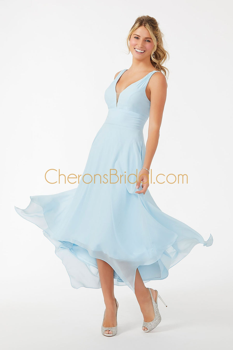 Morilee - 21701 - Cheron's Bridal, Bridesmaids Dress