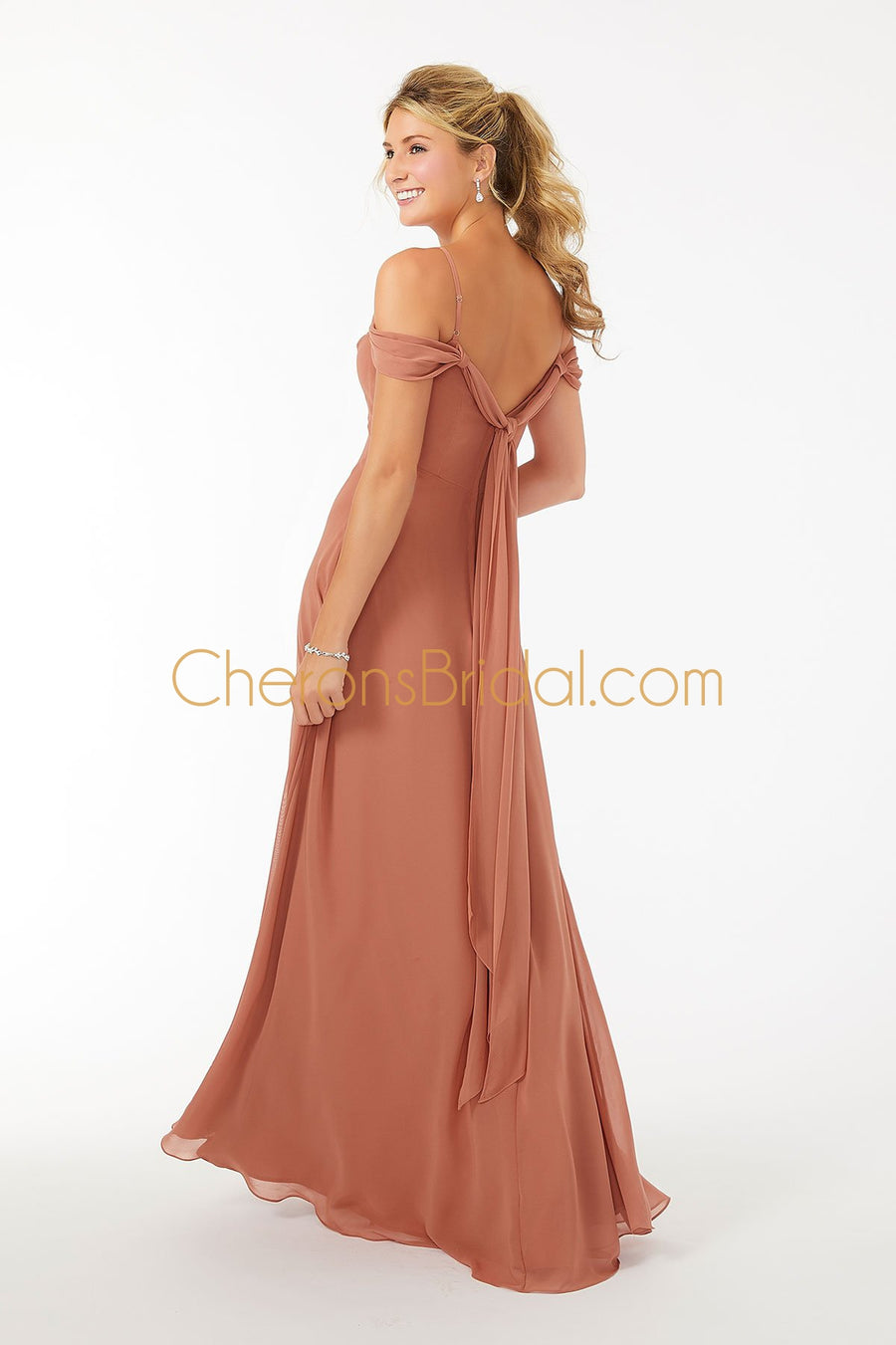 Morilee - 21703 - Cheron's Bridal, Bridesmaids Dress