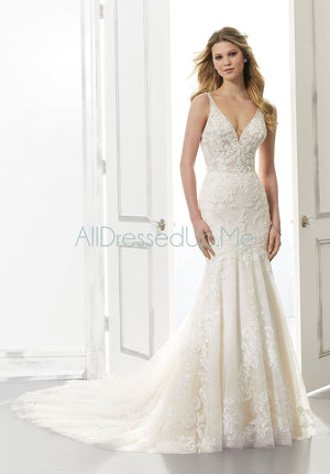 Morilee - Aria - 2172 - All Dressed Up, Bridal Gown - Morilee - - Wedding Gowns Dresses Chattanooga Hixson Shops Boutiques Tennessee TN Georgia GA MSRP Lowest Prices Sale Discount