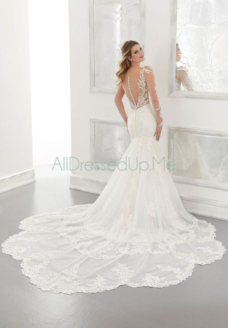 Morilee - Anastasia - 2174 - All Dressed Up, Bridal Gown - Morilee - - Wedding Gowns Dresses Chattanooga Hixson Shops Boutiques Tennessee TN Georgia GA MSRP Lowest Prices Sale Discount