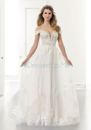 Morilee - Addison - 2175 - 2175W - Cheron's Bridal, Wedding Gown - Morilee - - Wedding Gowns Dresses Chattanooga Hixson Shops Boutiques Tennessee TN Georgia GA MSRP Lowest Prices Sale Discount