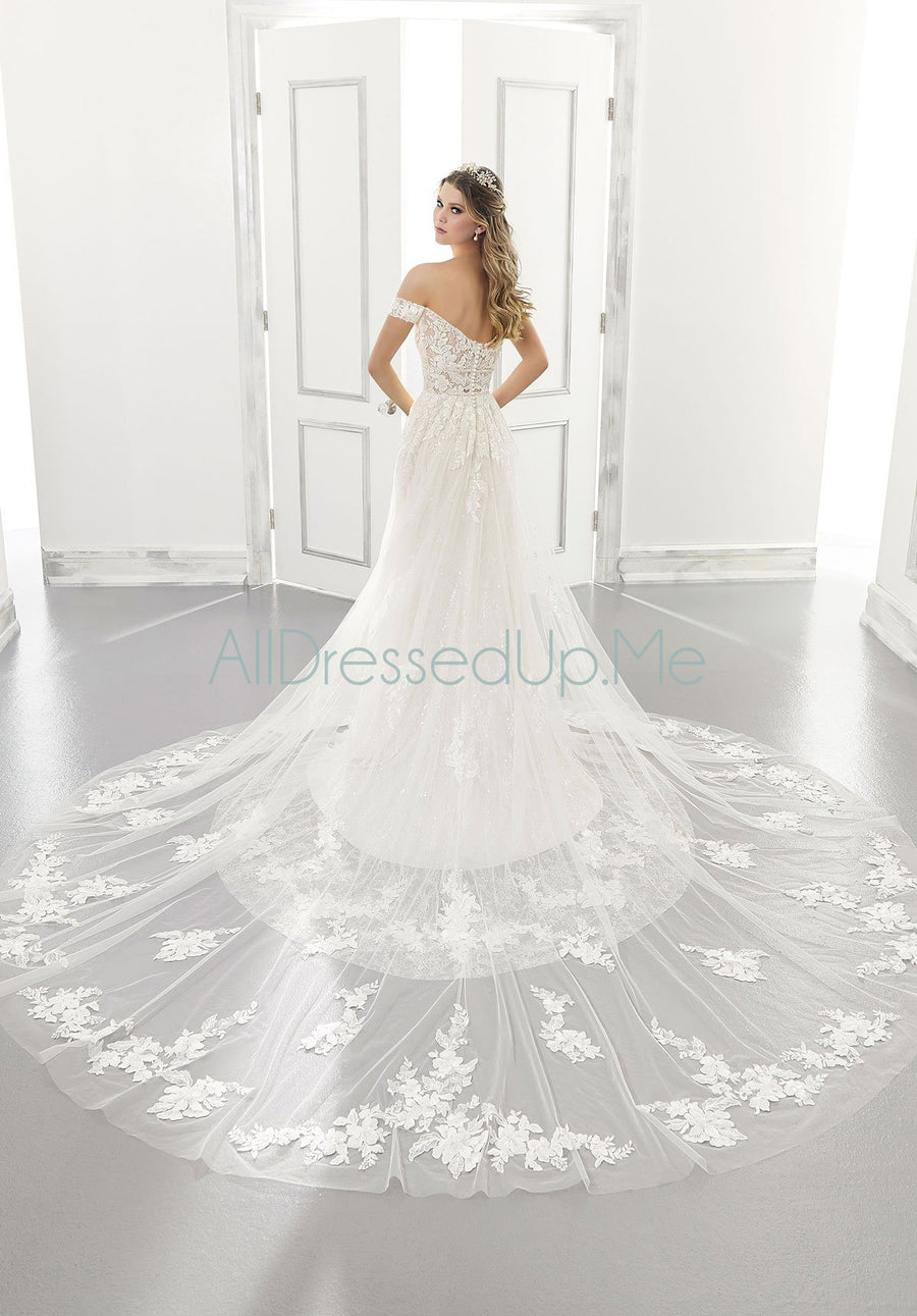 Morilee - Addison - 2175 - 2175W - All Dressed Up, Bridal Gown - Morilee - - Wedding Gowns Dresses Chattanooga Hixson Shops Boutiques Tennessee TN Georgia GA MSRP Lowest Prices Sale Discount