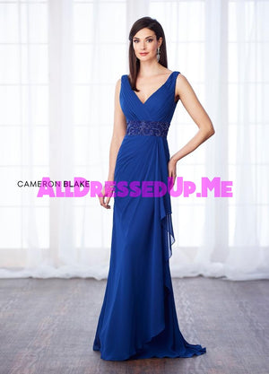 Last Dress In Stock; Size: 14, Color: Mink - Cameron Blake - 217641