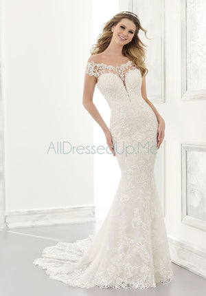 Morilee - Ariel - 2177 - Cheron's Bridal, Wedding Gown - Morilee - - Wedding Gowns Dresses Chattanooga Hixson Shops Boutiques Tennessee TN Georgia GA MSRP Lowest Prices Sale Discount