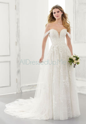 Morilee - Allegra - 2178 - All Dressed Up, Bridal Gown - Morilee - - Wedding Gowns Dresses Chattanooga Hixson Shops Boutiques Tennessee TN Georgia GA MSRP Lowest Prices Sale Discount