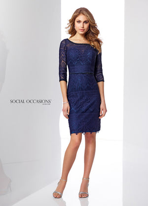 Last Dress In Stock; Size: 14, Color: Light Gray - Social Occasions - 217850