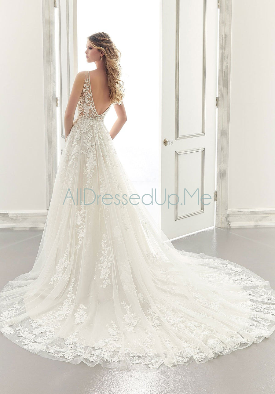 Morilee - Ana - 2179 - All Dressed Up, Bridal Gown - Morilee - - Wedding Gowns Dresses Chattanooga Hixson Shops Boutiques Tennessee TN Georgia GA MSRP Lowest Prices Sale Discount