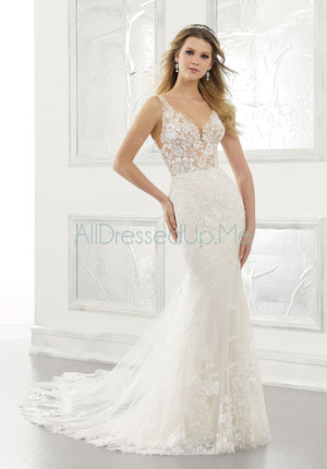 Morilee - Andra - 2180 - Cheron's Bridal, Wedding Gown - Morilee - - Wedding Gowns Dresses Chattanooga Hixson Shops Boutiques Tennessee TN Georgia GA MSRP Lowest Prices Sale Discount