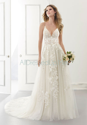 Morilee - Ariana - 2181 - Cheron's Bridal, Wedding Gown - Morilee - - Wedding Gowns Dresses Chattanooga Hixson Shops Boutiques Tennessee TN Georgia GA MSRP Lowest Prices Sale Discount