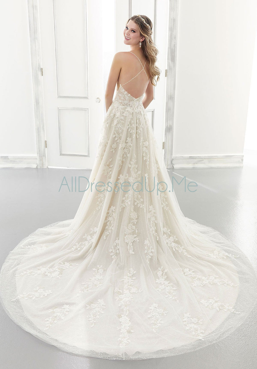 Morilee - Ariana - 2181 - All Dressed Up, Bridal Gown - Morilee - - Wedding Gowns Dresses Chattanooga Hixson Shops Boutiques Tennessee TN Georgia GA MSRP Lowest Prices Sale Discount