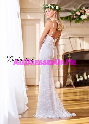 Enchanting - 218166 - 218166W - All Dressed Up, Bridal Gown - Mon Cheri - - Wedding Gowns Dresses Chattanooga Hixson Shops Boutiques Tennessee TN Georgia GA MSRP Lowest Prices Sale Discount