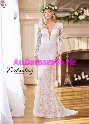 Enchanting - 218169 - All Dressed Up, Bridal Gown - Mon Cheri - - Wedding Gowns Dresses Chattanooga Hixson Shops Boutiques Tennessee TN Georgia GA MSRP Lowest Prices Sale Discount