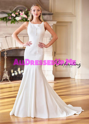 Enchanting - 218170 - 218170W - All Dressed Up, Bridal Gown - Mon Cheri - - Wedding Gowns Dresses Chattanooga Hixson Shops Boutiques Tennessee TN Georgia GA MSRP Lowest Prices Sale Discount