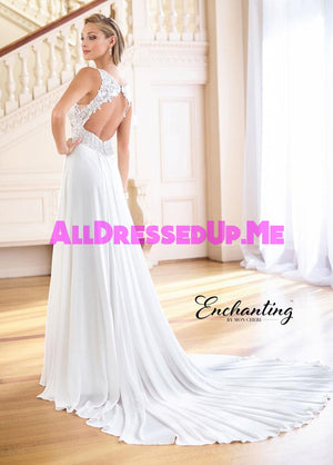 Enchanting - 218176 - 218176W - All Dressed Up, Bridal Gown - Mon Cheri - - Wedding Gowns Dresses Chattanooga Hixson Shops Boutiques Tennessee TN Georgia GA MSRP Lowest Prices Sale Discount