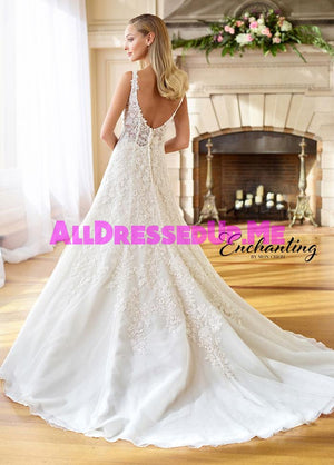 Enchanting - 218179 - 218179W - All Dressed Up, Bridal Gown - Mon Cheri - - Wedding Gowns Dresses Chattanooga Hixson Shops Boutiques Tennessee TN Georgia GA MSRP Lowest Prices Sale Discount
