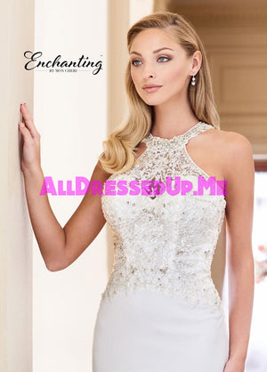 Enchanting - 218180 - All Dressed Up, Bridal Gown - Mon Cheri - - Wedding Gowns Dresses Chattanooga Hixson Shops Boutiques Tennessee TN Georgia GA MSRP Lowest Prices Sale Discount