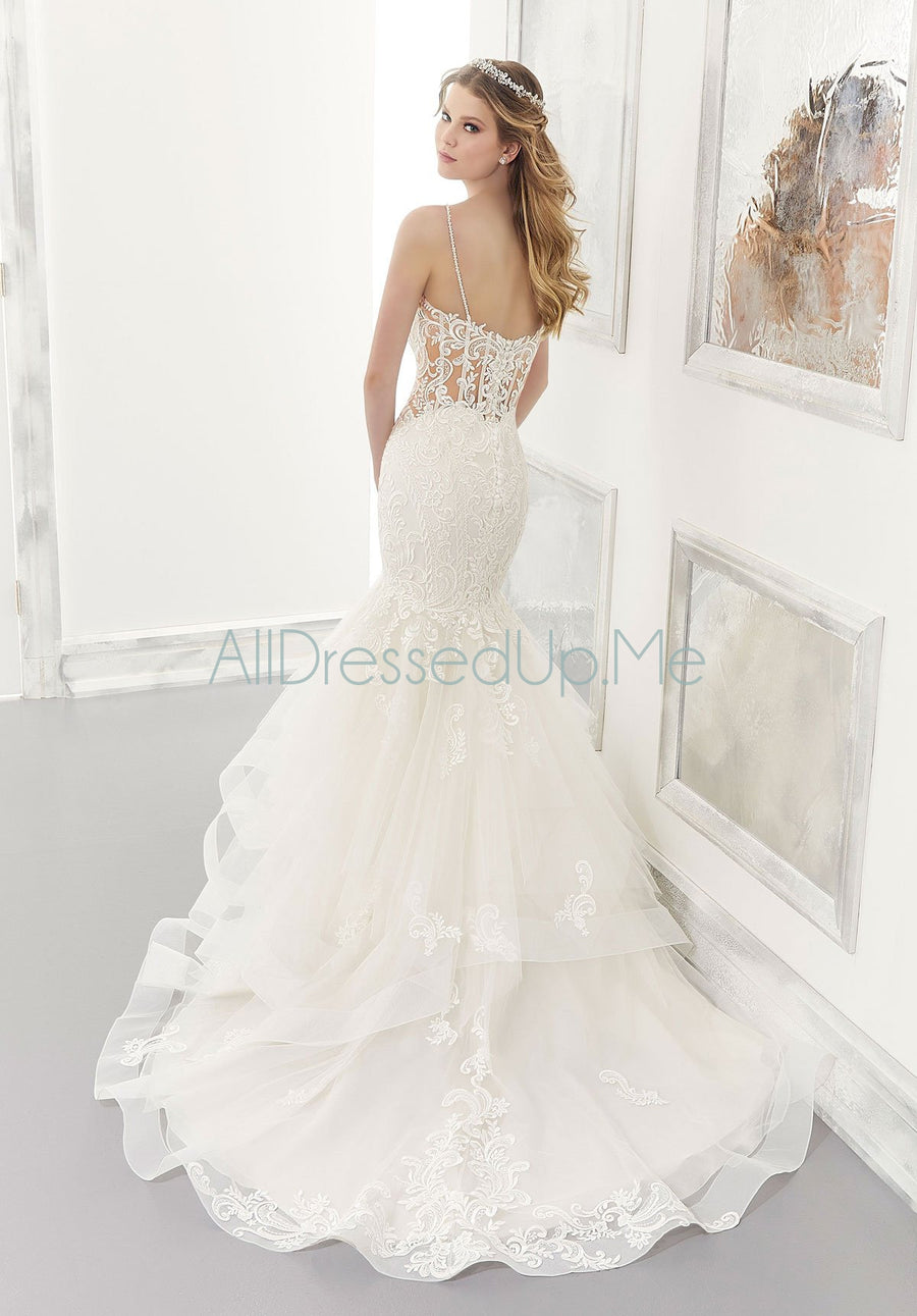 Morilee - Alexis - 2182 - All Dressed Up, Bridal Gown - Morilee - - Wedding Gowns Dresses Chattanooga Hixson Shops Boutiques Tennessee TN Georgia GA MSRP Lowest Prices Sale Discount