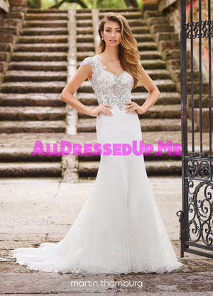 Martin Thornburg - Angelina - 218211 - 218211W - All Dressed Up, Bridal Gown - Mon Cheri - - Wedding Gowns Dresses Chattanooga Hixson Shops Boutiques Tennessee TN Georgia GA MSRP Lowest Prices Sale Discount